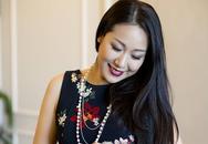Hoa hậu Ngô Phương Lan mang thai sau gần 3 năm lấy chồng