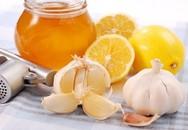 Bài thuốc từ tỏi và chanh giúp đánh bay mỡ bụng