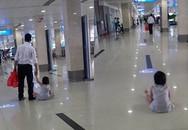 Xác minh lại thông tin bé gái bị bạo hành ở sân bay Tân Sơn Nhất