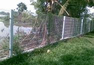 Bé trai tử vong vì vướng hàng rào chống trộm của cha