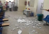 """Giám đốc BV Nhi Trung ương lên tiếng vụ """"sập trần"""" rơi vào đầu bệnh nhi"""