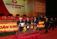 Kết quả bầu Ban chấp hành Trung ương khóa XII