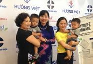 Em bé thứ 500 ra đời nhờ thụ tinh ống nghiệm ở BV Bưu Điện