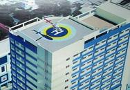 Bệnh viện Quận Thủ Đức sẽ có sân bay trực thăng