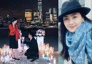 MC thời tiết Mai Ngọc được cầu hôn lãng mạn trên nước Mỹ