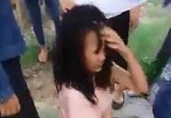 Hải Phòng: Nữ sinh bị xé áo, đánh hội đồng
