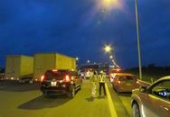 Xe chặn cao tốc Hà Nội - Hải Phòng chưa có giấy phép chạy tuyến