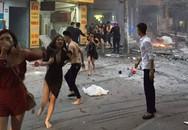 Cô gái trong bức ảnh dùng áo ngực thoát đám cháy tại quán karaoke lên tiếng