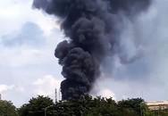 Khói bốc cao sau tiếng nổ lớn trong Công ty Vedan