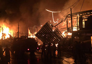 Cháy các cửa hàng người Việt ở Thái, thiệt hại hơn một triệu USD