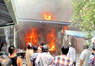 Cháy nhà giữa đêm khuya, 2 mẹ con chết thảm