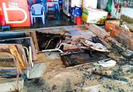 Cháy lớn tại quán nhậu ở Sài Gòn, mẹ và con trai 4 tuổi bị mắc kẹt