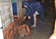 """Hình ảnh """"đáng sợ"""" sau trận mưa lớn tại Quảng Ninh"""