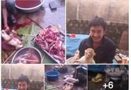 Không phạt được thanh niên tung loạt ảnh giết khỉ dã man lên Facebook