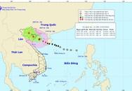 Tin mới nhất về cơn bão số 1: Từ tối nay Hà Nội mưa rất to