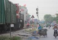 Thường Tín, Hà Nội: Nổi da gà với đường ngang phố Ga