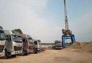 """Xe trọng tải lớn tung hoành trên đê Kênh Vàng: Huyện nói """"không"""", Thanh tra giao thông bảo """"có"""""""