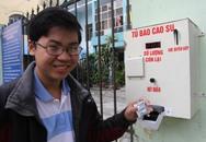 """Chiếc máy """"nhạy cảm"""" ở Đà Nẵng đắt khách"""