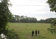 """Tiếp bài """"Lạ kỳ chuyện hơn 600 người ký tên đòi nắn lại... sông"""": Biến đất lúa thành...  cánh đồng hoang"""