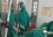 Điểm sáng trong ứng dụng kỹ thuật phẫu thuật nội soi tuyến huyện