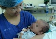 Sửa toàn bộ tim cho bé 1,5 tháng tuổi mắc 4 dị tật tim bẩm sinh phức tạp