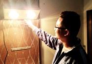 Dễ bỏng toàn thân khi đèn sưởi nhà tắm phát nổ