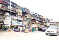 Hà Nội: Dân không chịu di dời dù nhà chờ sập