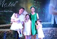 """Vợ ca sĩ Việt Hoàn với chuyện """"cô đi hát thì chồng... ai trông"""""""