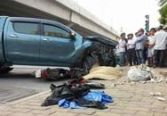 """Mua """"bùa giao thông"""" vẫn mất mạng vì tai nạn"""
