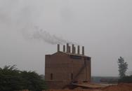 Tràn lan lò gạch gây ô nhiễm ở Phú Thọ