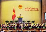 Bế mạc kỳ họp thứ 11, Quốc hội Khóa XIII: Đặt chỉ tiêu tăng trưởng GDP  từ 6,5 – 7%/năm
