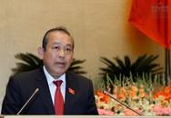 Ông Trương Hòa Bình - Chánh án Tòa án nhân dân tối cao: Vẫn còn cán bộ tòa án vi phạm