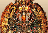 """Kỳ lạ pho tượng Phật hai lần mất trộm đều """"trở về"""""""