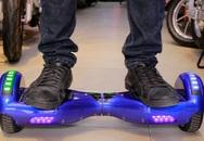 Đua chơi ván trượt điện tự cân bằng: Nguy hiểm ít người biết