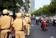 CSGT không yêu cầu người Sài Gòn chứng minh xe chính chủ