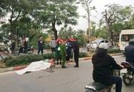 Hà Nội: Đang đi đường, một cụ ông ngã tử vong