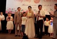 Nước mắt ngọt ngào trong hôn lễ của bệnh nhân Thalassemia