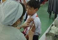 Bà Rịa - Vũng Tàu: Tiêm vaccine phòng Sởi-Rubella cho 19.000 học sinh
