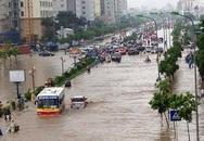 Đêm nay, Hà Nội nhiều nơi mưa rất to và dông