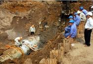 Lại vỡ đường ống nước sông Đà, lần thứ... 20