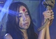 Không thể nhận ra Elly Trần với khuôn mặt mặt sưng phù, bầm dập thế này!