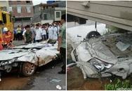 6 người tử vong trong chiếc xe lép kẹp vì bị container tông trúng