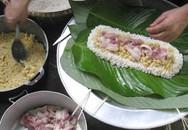 Tập gói bánh tét cùng Vua đầu bếp Mỹ Christine Hà