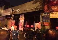 Hà Nội: Cháy quán thịt nướng GoGi House, nhiều người hoảng hốt tháo chạy