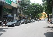 Hà Nội trông giữ ôtô theo ngày chẵn, lẻ từ tháng 11