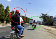 Hai thiếu nữ chặn xe, cướp tài sản của người đi đường