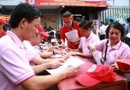 Hành trình đỏ 2016 dự kiến tiếp nhận 20.000 đơn vị máu