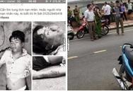 Hòa Bình: Nam thanh niên người đầy máu, nằm chết ven đường