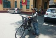 Chàng trai 28 tuổi nặng 37kg đạp xe 2.000km đi hiến tạng