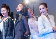 Hoa hậu Đặng Thu Thảo nổi bật bên các hoa hậu, á hậu khác